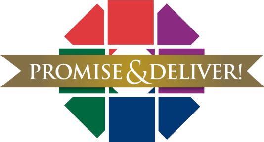 Promise&Deliver! Logo Trans 2