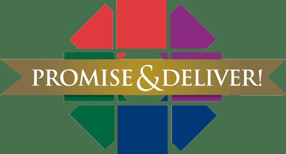 Promise&Deliver! Logo Trans