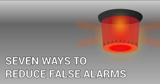 Reduce False Alarms-01