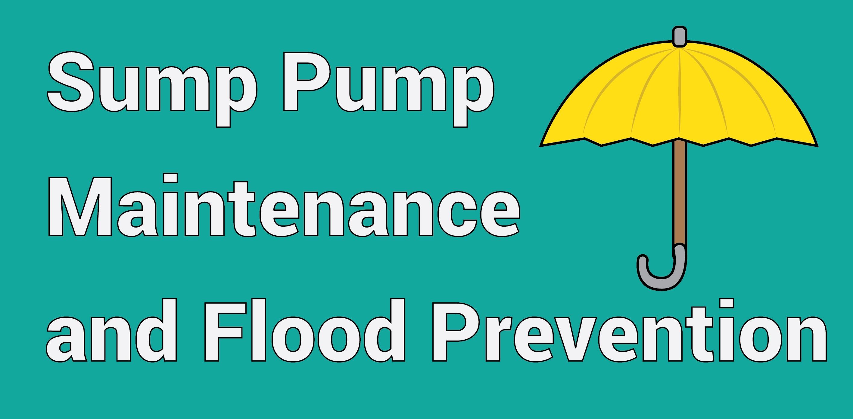 Sump Pump Maintenance Rochester Erie Albany Buffalo Syracuse