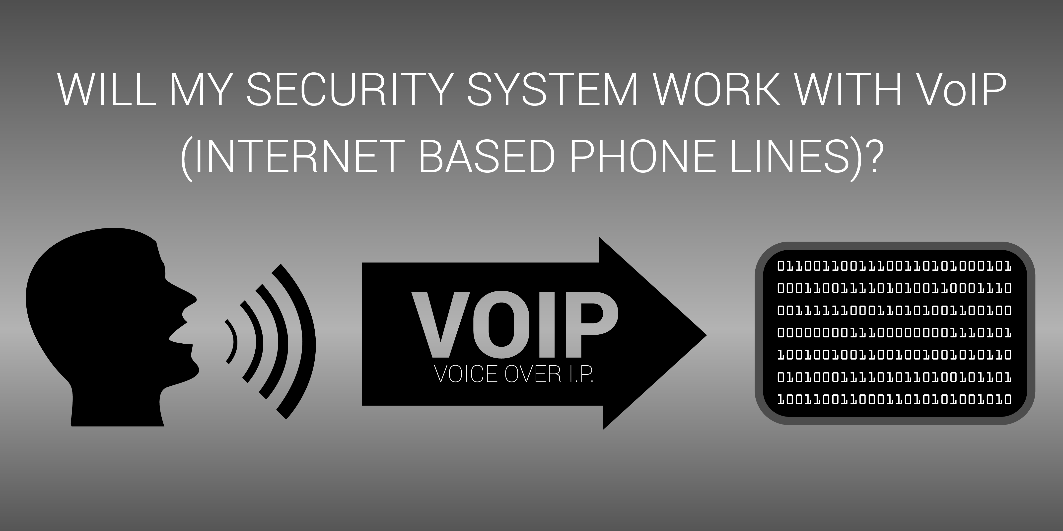 Internet Based Phone Line Security System