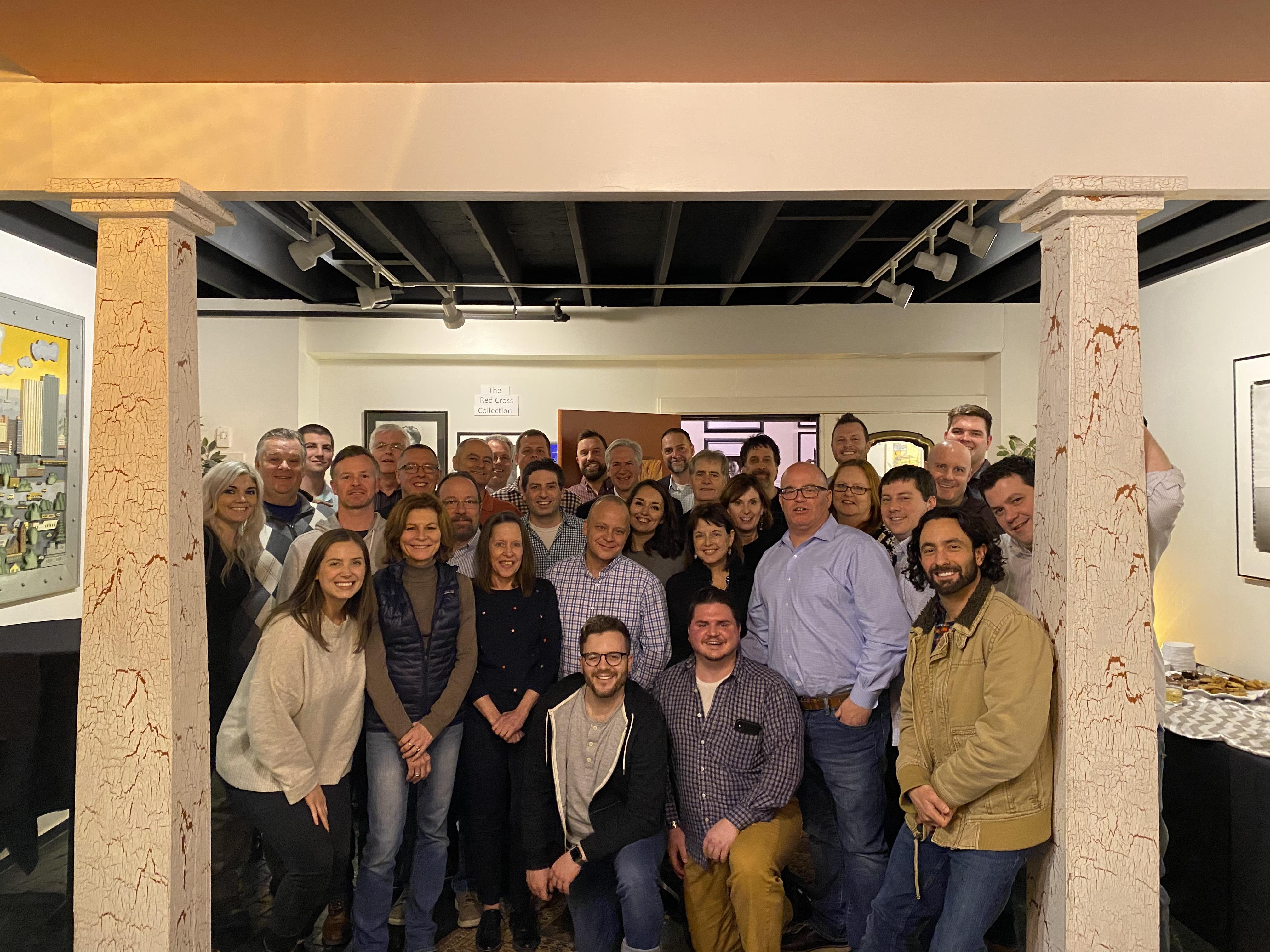Sales Team January 2020 Kick Off