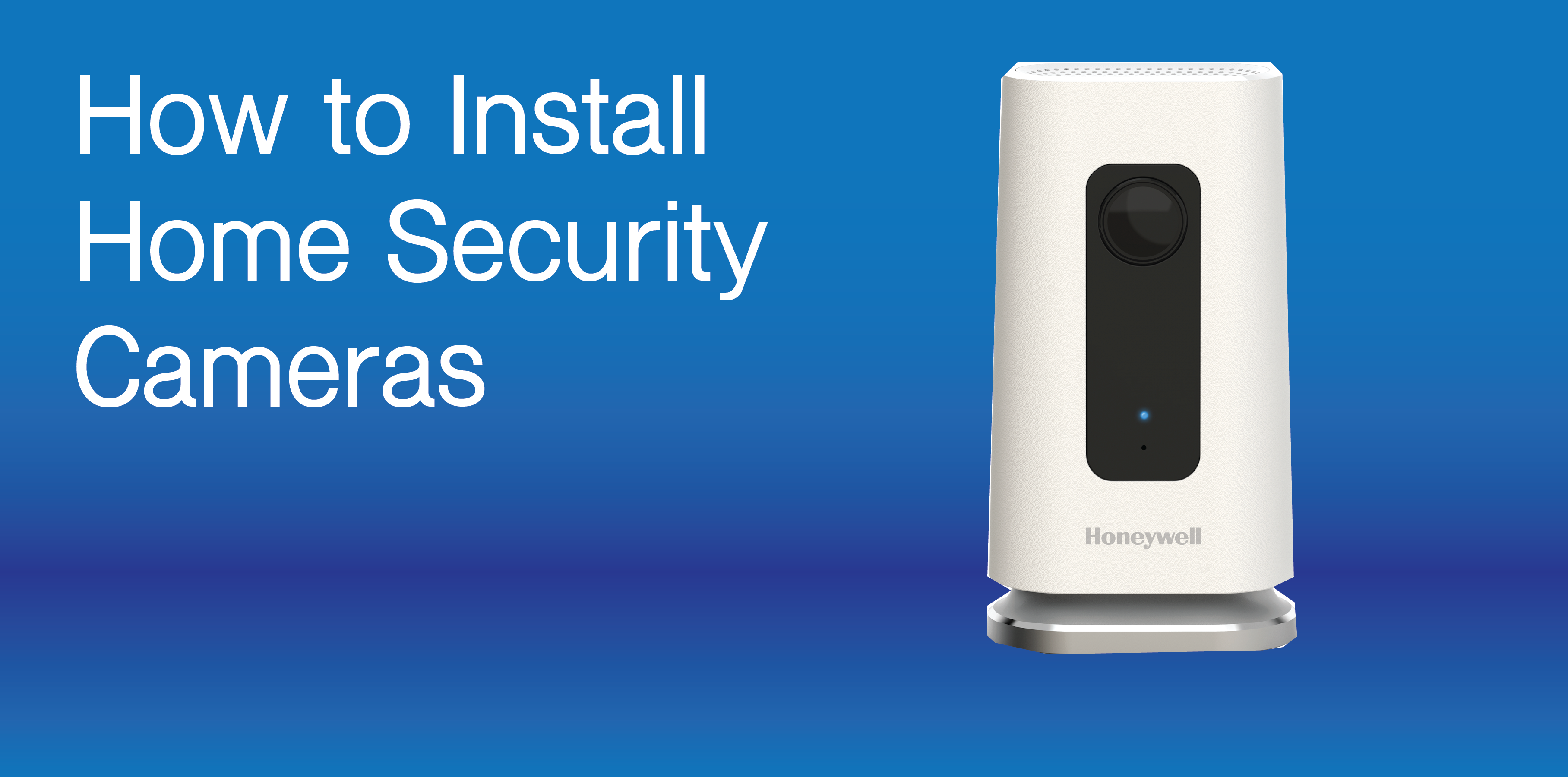 Doyle security blog for installing security cameras in your home including doing it yourself so how do you go about the process of creating your own surveillance system freerunsca Choice Image