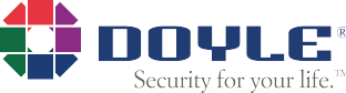Doyle Security Logo