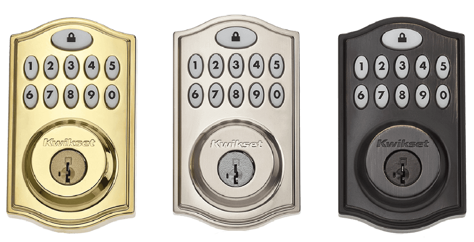 Wireless deadbolt lock
