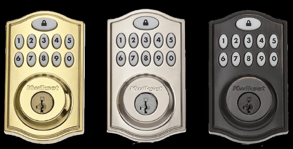 Wireless deadbolt lock